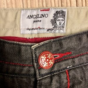 Angelino Jeans - Rare Angelino Top of the Line Designer Jeans